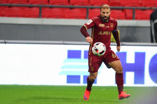 Футболисты «Рубина» победили «Спартак» вконтрольном матче