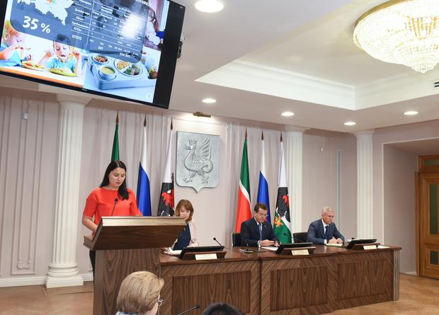 Департамент продовольствия исоциального питания Казани реорганизован вАО