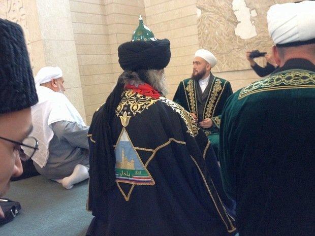 Скажи мне кто твой муфтий