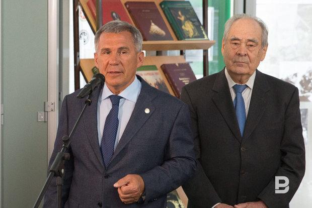 ВКазани представили неменее ста книжек про историю Татарстана