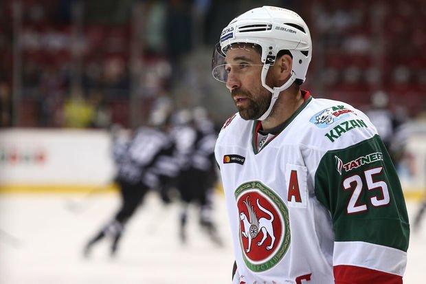 Столичное «Динамо» нанесло «АкБарсу» 3-е подряд поражение вКХЛ