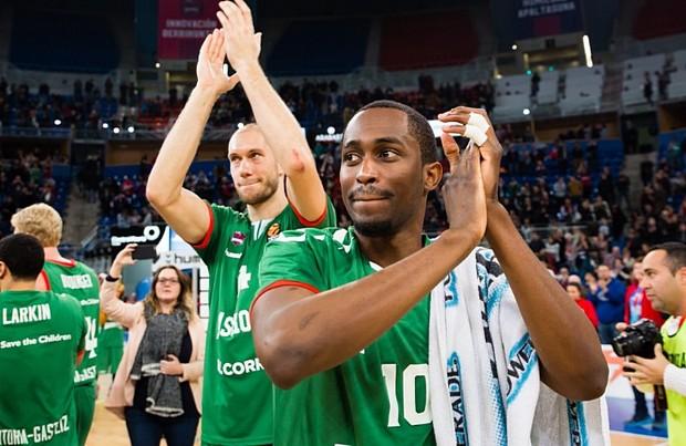 «Баскония» разгромила УНИКС вбаскетбольной Евролиге
