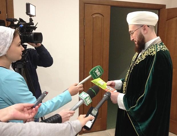 ВТатарстане для мусульман запустят канал, радио итариф мобильной связи