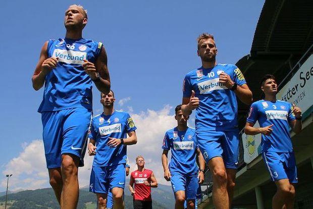 Гол Цакташа помог «Рубину» уйти отпоражения втоварищеском матче с«Аустрией»