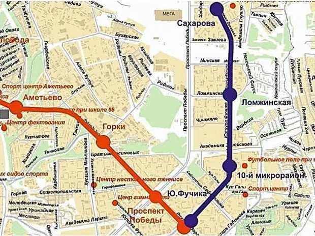 Карта метро москва 2020 новые станции высокого разрешения