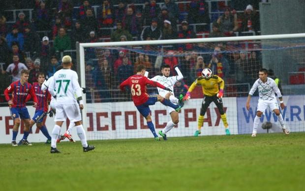 Молодежка «Арсенала» сыграла вничью с«Рубином»