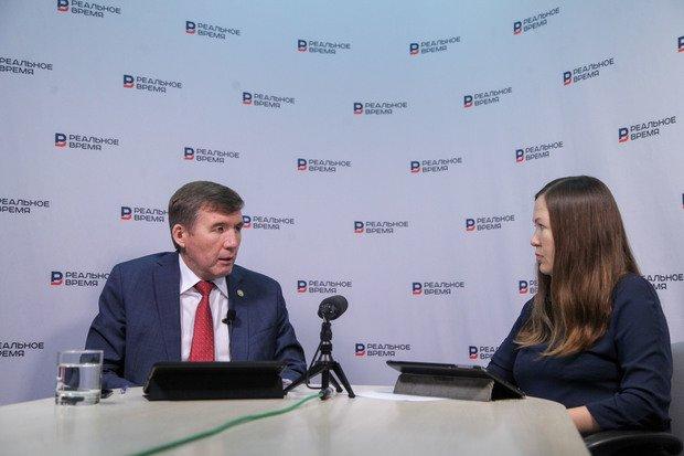 Мидхат Шагиахметов, Татарстан: «Сейчас процесс голосования на выборах упрощен и очень удобен»
