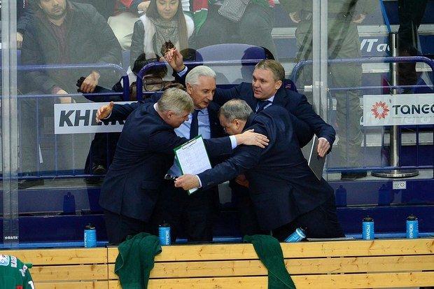 «АкБарс» обыграл «Динамо» Мн, СКА одержал победу у«Нефтехимика»