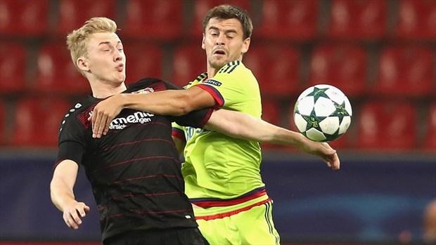 Игорь Акинфеев пропустил в38-м матче Лиги чемпионов подряд