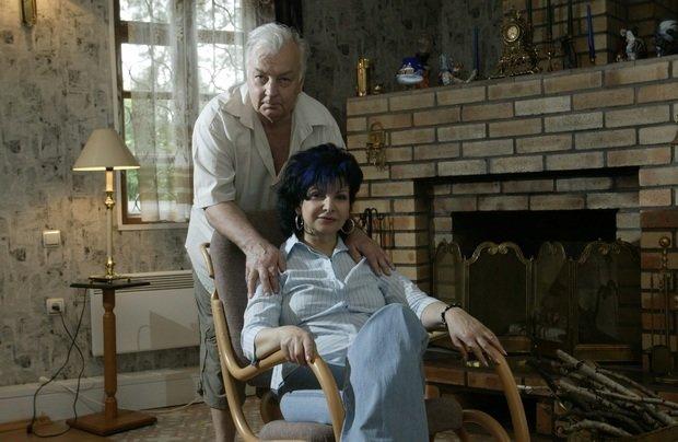 Михаил Державин скончался на82-м году жизни