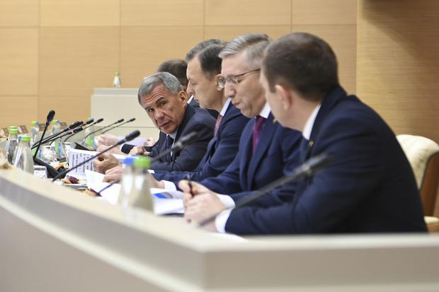 Владимир Ефимов сказал репортерам осостоянии столичного бюджета