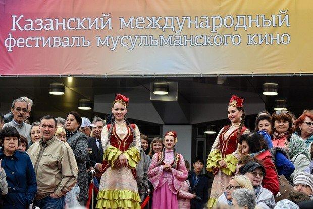 Казанский кинофестиваль откроется красной дорожкой сБашаровым, Виторганом иАлферовой