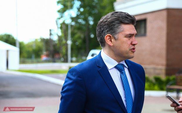 «Рубин» подтвердил назначение Рустема Сайманова напост гендиректора