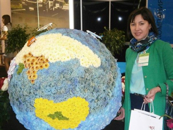 Два заказа на поставку флористической продукции достались казанским ИП – Елене Неумержицкой (на фото) и Марине Кондратьевой. Фото из социальных сетей
