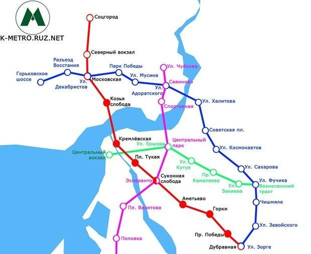 метро москвы схема 2020 построить маршрут казанский вокзал