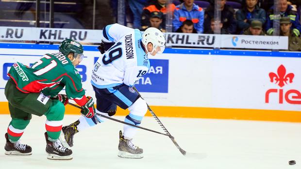 СКА обновил рекорд поколичеству побед подряд в постоянных чемпионатах КХЛ