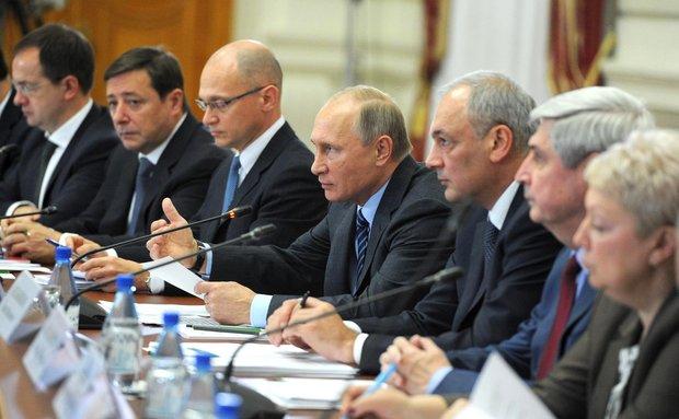 Кработе над законом о русской нации привлекут профессионалов