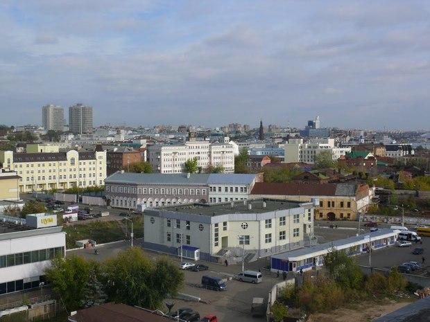Казань, Горьковское шоссе