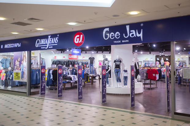 В ближайшие 5 месяцев «Глория Джинс» планирует провести реконструкцию  магазина в ТРК «Тандем» 33cf2ea59d1