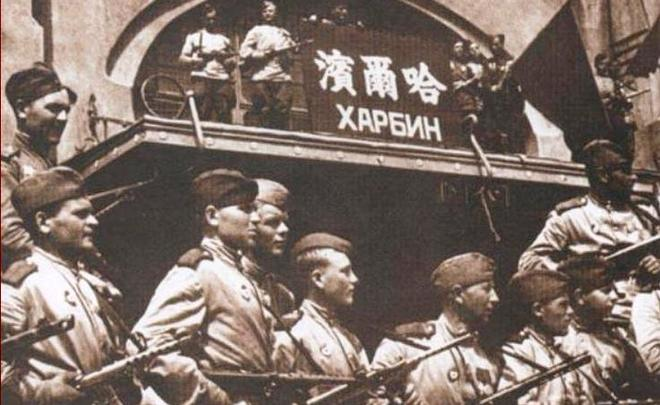Красная армия и семья атамана Семенова