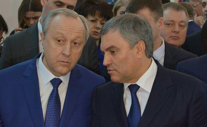 Топ элиты Саратова: как губернатор Радаев изо всех сил не оправдывает надежд Володина