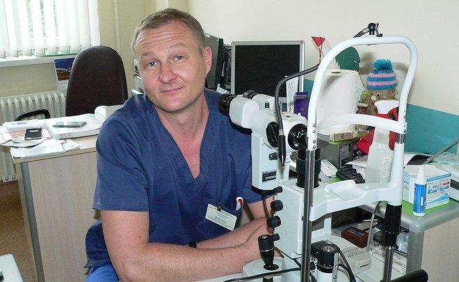 Интервью с главным детским офтальмологом Татарстана — Реальное время