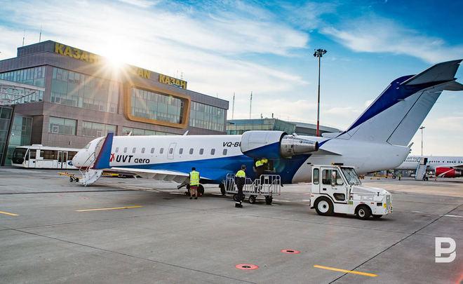 Аэропорт «Жуковский» принял 1-ый русский рейс