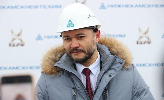 Руслан Шигабутдинов: «Мы глобальная компания и можем предложить весь спектр продукции для выпуска лучших шин»