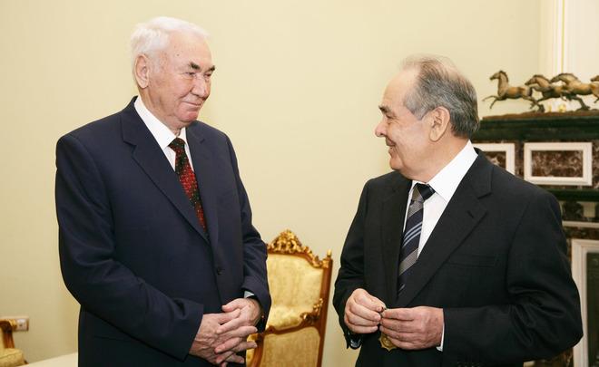 Сакины-ханум Шаймиевой В тени Минтимера.
