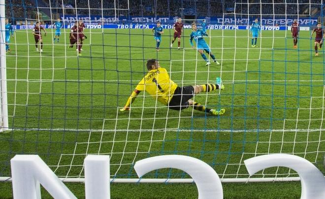 Луческу недоволен расслабленной игрой «Зенита» вконцовке матча с«Рубином»
