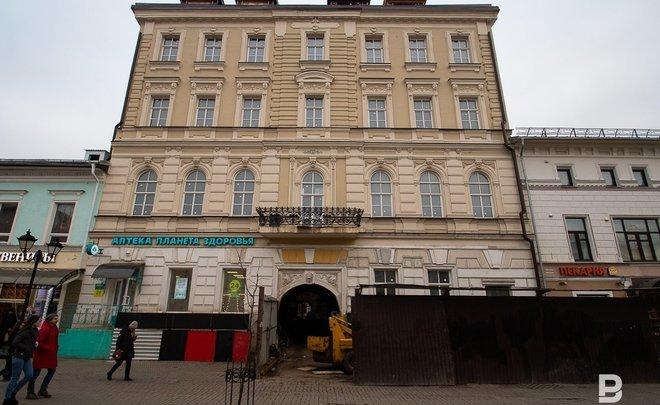 Московские стрит-ретейлеры продают в Казани дом купца Маркова за четверть миллиарда