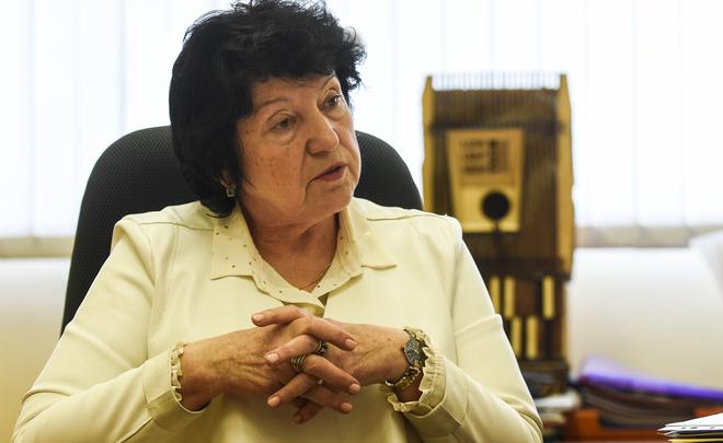 Галина Айдарова: «Ханский мавзолей, наверное, не один был. Сменилось где-то 15 ханов, где они?»