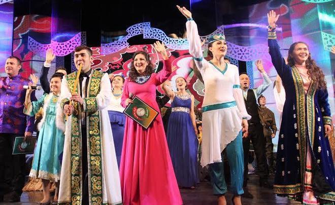 «Татар-моны»-2016: на татарском уже запели в Китае и Бельгии