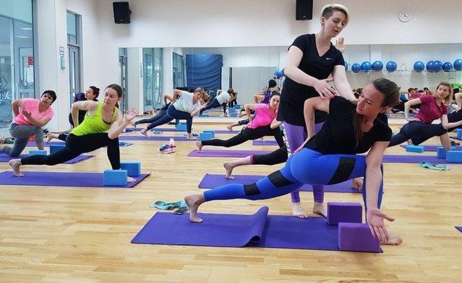Фитнес клуб казань москва ночные клубы где много девушек