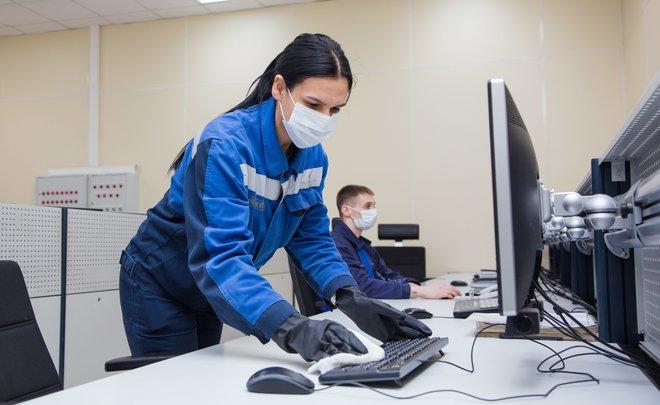 «Нижнекамскнефтехим» на время пандемии перешел на особый режим работы