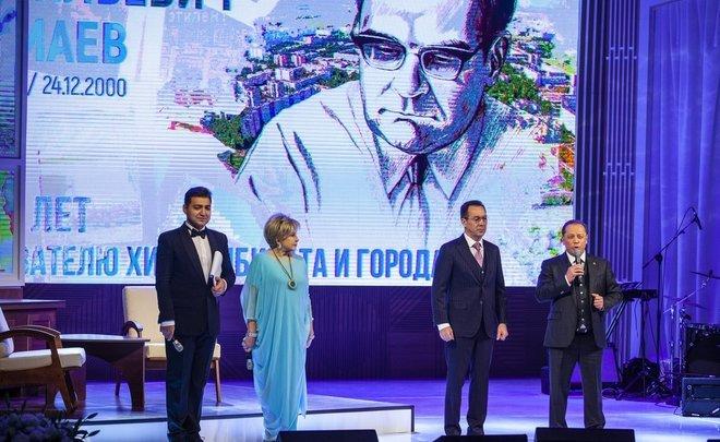 «Лемаев — человек-легенда» — Нижнекамск празднует 90-летие своего первостроителя