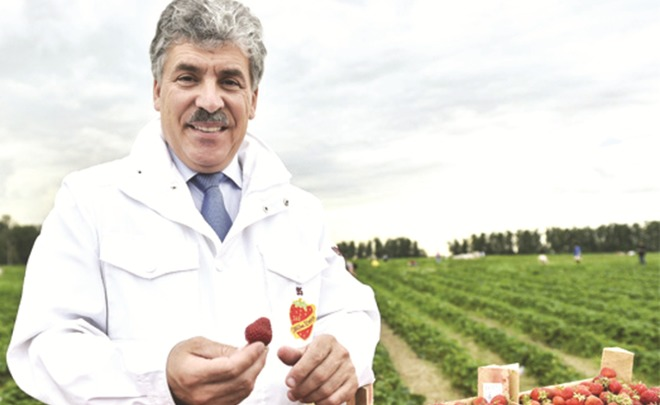 «Мы не стали больше производить сельхозпродукции, а стали меньше есть...»