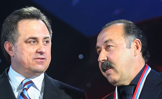 Газзаев 12августа зарегистрируется вкачестве кандидата напост президента РФС