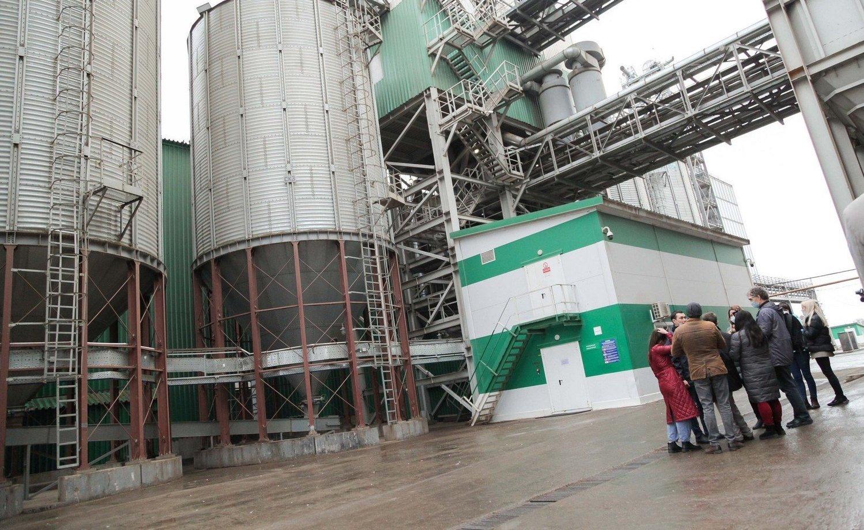 Санитарно защитная зона элеватора зернового Нория ковшовая Н1