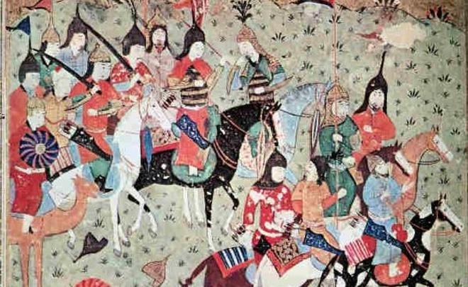 Картинки захват чингисханом тангутского государства си-ся