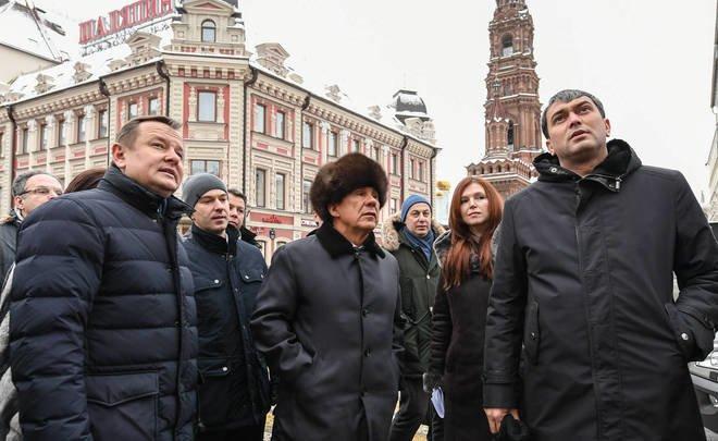 Минниханов попросил нетрогать налоговые перераспределения между регионами ицентром
