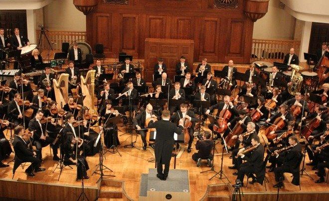 Татарстанский симфонический «достиг равновесия»