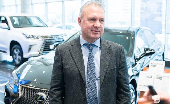 Вячеслав Зубарев: «Сильнее не те, у кого больше автосалонов, а те, у кого эффективная модель бизнеса»