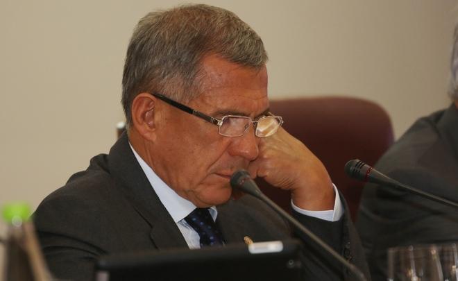 ПрезидентРТ: лишнее давление набизнес делает предпосылки для коррупционных проявлений