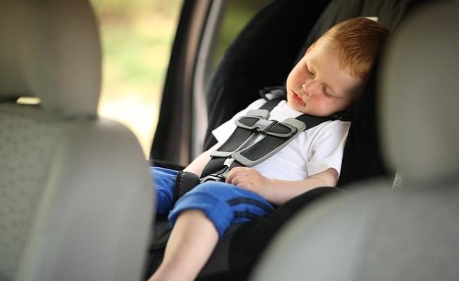 Каких детей можно возить без кресла