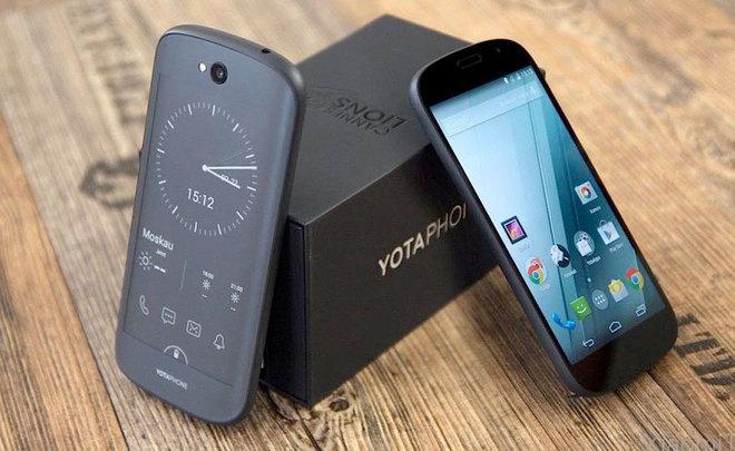 Engadget рассекретил список основных параметров YotaPhone 3