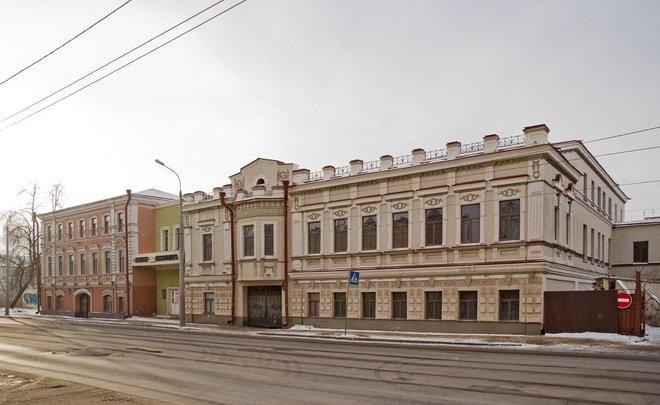 Алексей Семин пытается продать дом Апанаева на Тукая «в виде эксперимента»