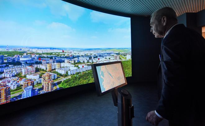 Вновогодние праздники вКазани откроется «Городская панорама»