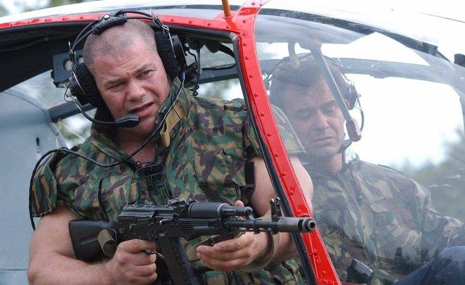 Павел Бадыров: «Как-то нас отправили на охрану одного недостреленного казанского бандита...»