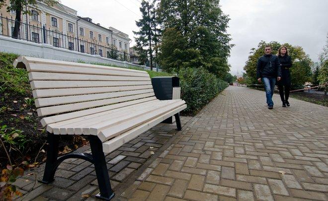 Чеченская Республика входит втройку наилучших рейтинга поблагоустройству